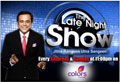 Colors launches ''The Late Night Show'' with Sumeet Raghavan